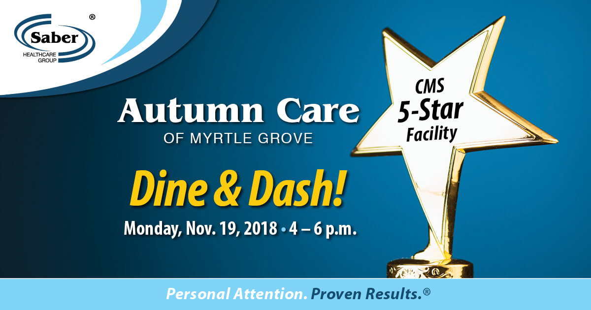 Autumn Care of Myrtle Grove Dine & Dash